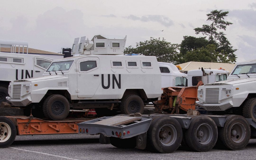 United Nations Ghana to South Sudan